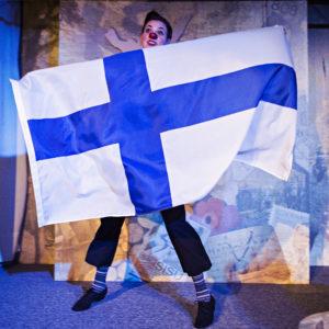 Tove Qvickström / Foto: Frank A. Unger