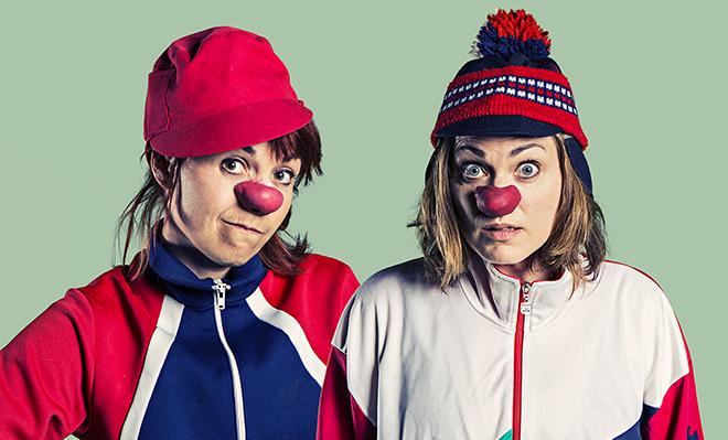 SISU, KEKKONEN OCH LORDI – en clownföreställning om Finlands historia.